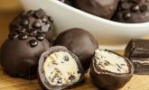 Chocolate Chip Cookie Dough Brownie Bombs