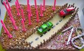 Führerschein-Torte zum 18. Geburtstag