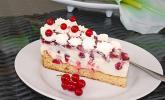 Johannisbeer-Joghurt-Torte