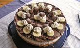 Milka-Herzen-Torte