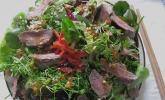 Wagamama-Salatdessing mit Ingwer