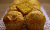 Zitronen - Karotten - Muffins