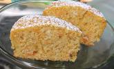 Apfel-Möhren-Kokos Muffins