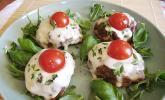 Mozzarella - Frikadellen