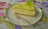 Zitronen - Käsekuchen mit Lemon Curd