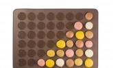 Backmatte für Macarons