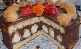 Profiteroles Torte