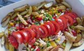Country-Kartoffelsalat mit Huhn