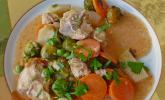 Hähnchen - Gemüse - Auflauf