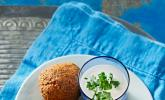 Falafel mit Tahini-Sauce