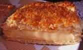 Kokosbienenstich mit Karamellcreme