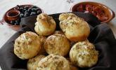 Focaccia-Muffins