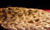Pizzabrot mit Rosmarin