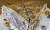 Marmorkuchen (Mohn)