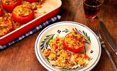 Orientalisch gefüllte Tomaten