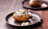 Backkartoffeln mit Gorgonzola-Creme
