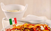 Enchilada verdura