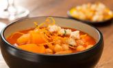 Kartoffel-Möhren-Kichererbsen-Eintopf