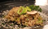 Venezianisches Risotto (vegetarisch)