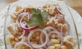 Toskanischer Thunfischsalat mit Bohnen und Zwiebeln