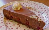 Torta della crema di cioccolato
