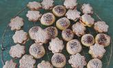 Kartoffelmürbteighörnchen