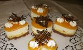 Schoko-Orangen Törtchen