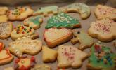 Platz 2: Butterplätzchen - Weihnachtsplätzchen