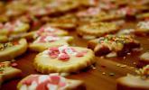 Platz 50: Butterplätzchen - Weihnachtsplätzchen