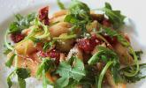 Platz 36: Italienischer Nudelsalat mit Rucola und getrockneten Tomaten