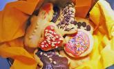 Platz 31: Kekse oder Plätzchen zum Ausstechen