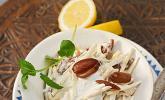 Arabischer Pastinaken-Dattel Salat
