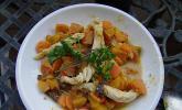 Kürbis-Hähnchen-Curry
