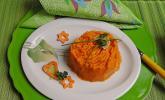 Süßkartoffel-Karotten-Püree