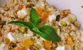 Kürbis-Cashew-Couscous Salat