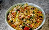 Cous - Cous Salat à la Foe