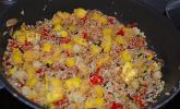 Couscous - Mango - Salat