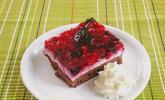 Beerenkuchen mit Mascarpone