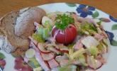 Frühlings - Wurstsalat