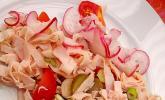 Putenbrust-Wurstsalat