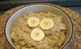 Quinoa - Bananen - Creme