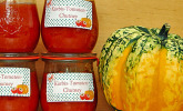 Kürbis-Tomaten-Chutney von Rosinenkind