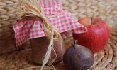 Apfel-Feigen-Chutney