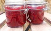 Chutney mit Stachelbeeren