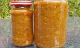 Chutney aus japanischen Knöterichsprossen