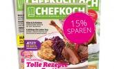 Chefkoch als Magazin im Abo