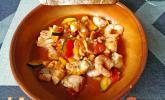Mediterraner Fischeintopf - fettarm, Low Carb und dennoch mehr als köstlich
