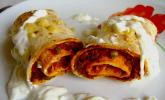 Platz 18: Überbackene Enchiladas mit Tzatziki