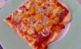 Platz 14: Pizzateig kalorien- und fettarm