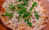 Platz 23: Flammkuchen mit Tortilla-Wrap